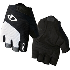 Giro Bravo Gel Gloves white/black